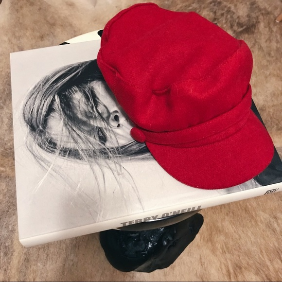 4bc18e649c150 Urban Outfitters Baker Boy Cap ONE SIZE. M 5b33cb3cd6dc52a004780c93. Other  Accessories ...